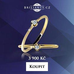 briliantove prsteny