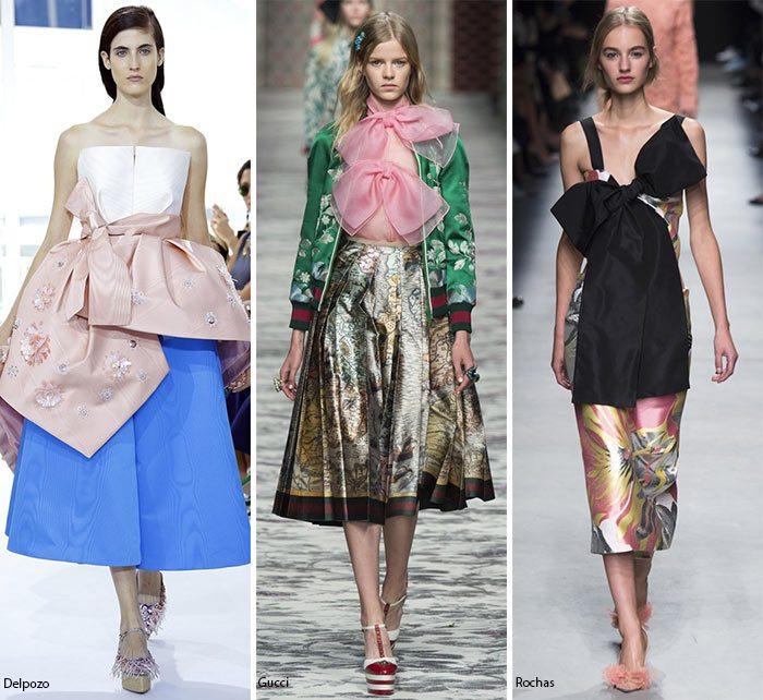 ženské módní trendy jaro léto 2016