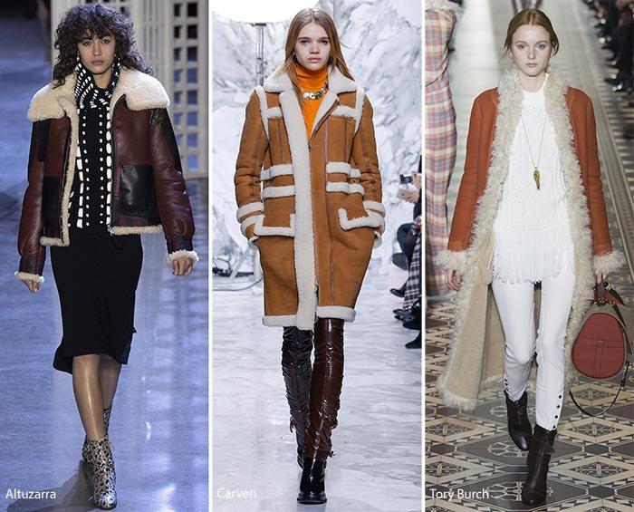 podzimní a zimní trendy módy pro ženy 2016 2017