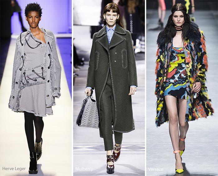 módní trendy podzim zima 2016 2017