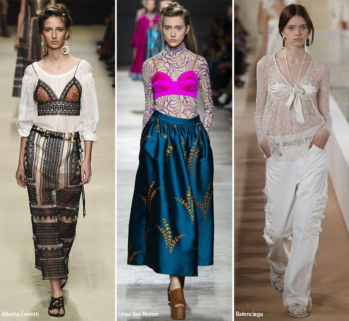 dámská móda jaro léto 2016
