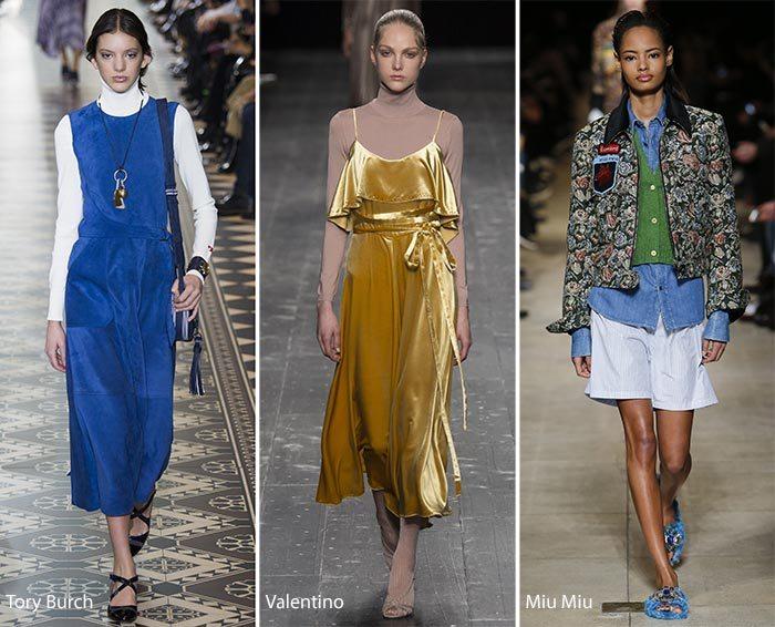 dámské oblečení 2017 trendy