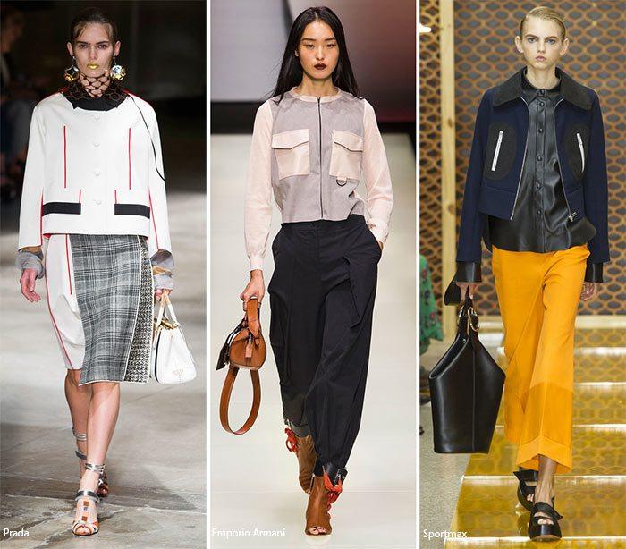 trendy móda jaro léto 2016