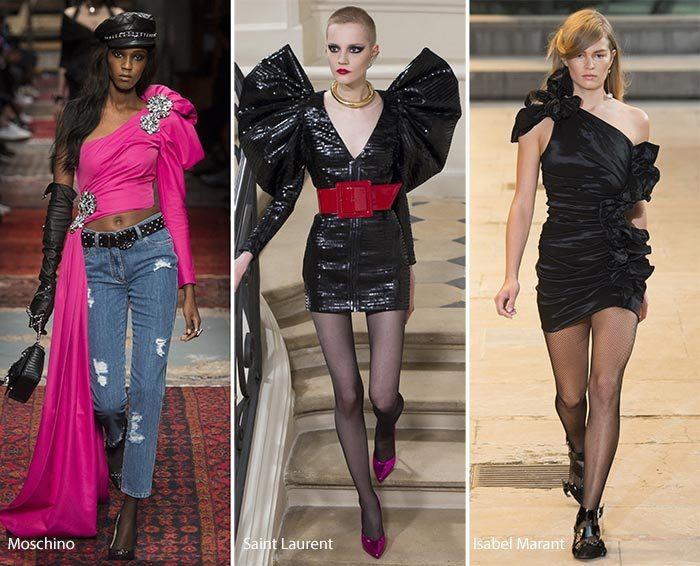 módní trendy ženy 2017