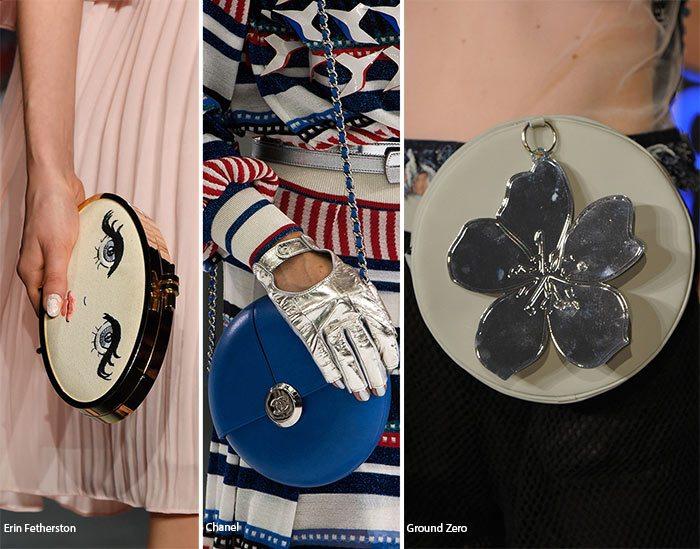 Kruhové kabelky