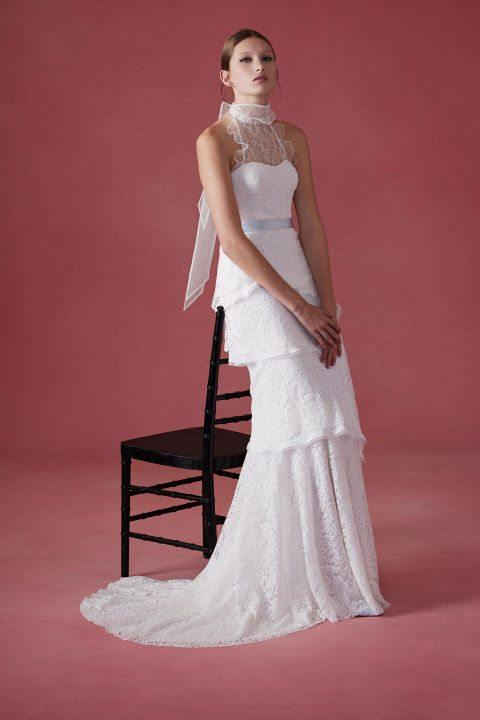 Kolekce svatebních šatů 2016