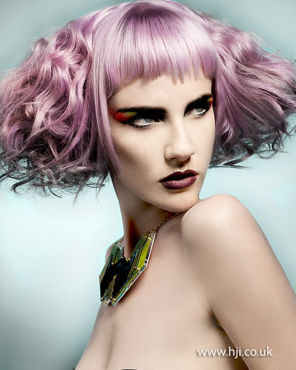 Bláznivé vlasové barvy 2016