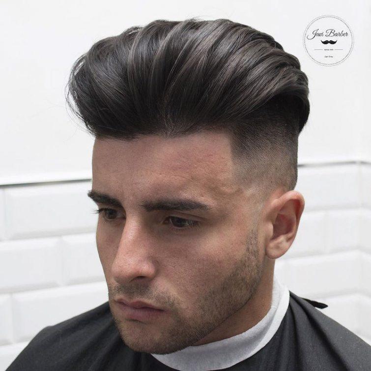 Vyfoukané vlasy