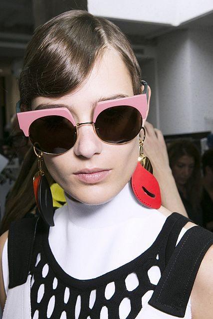 Trendy sluneční brýle