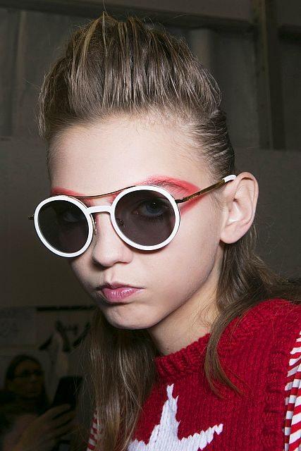 kulaté brýle sluneční trendy