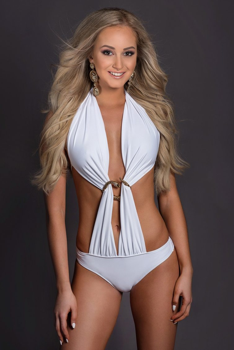 Martina Bérešová Miss Face 2016