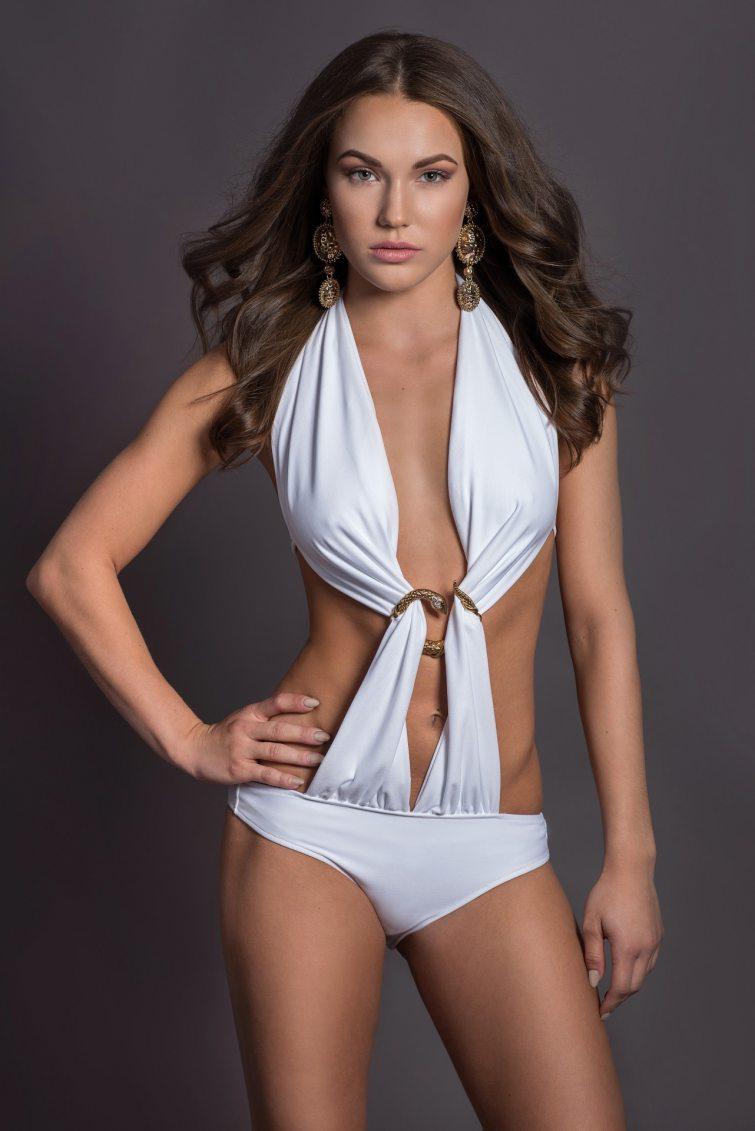 Nikola Krmelová Miss Face 2016