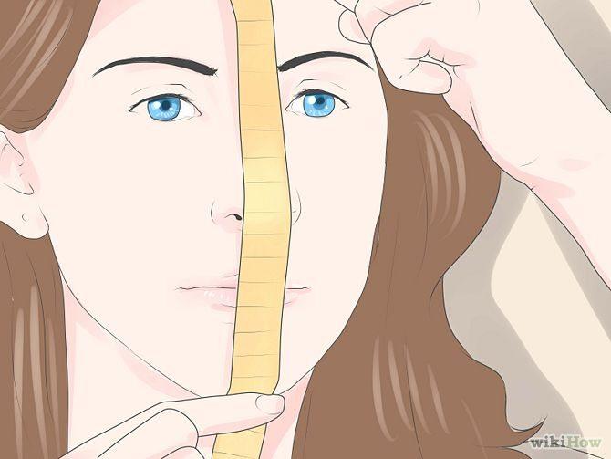 jak zjistit tvar obličeje účesy