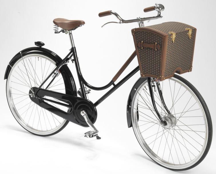 Retro kolo staromódní bicykl