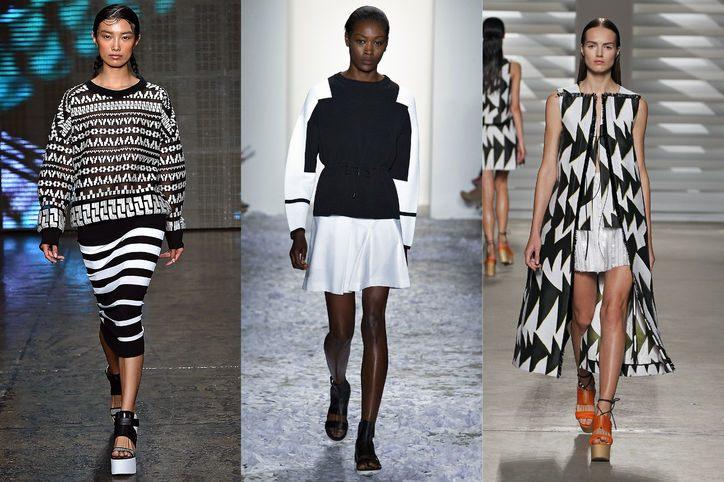 módní trendy jaro léto 2015