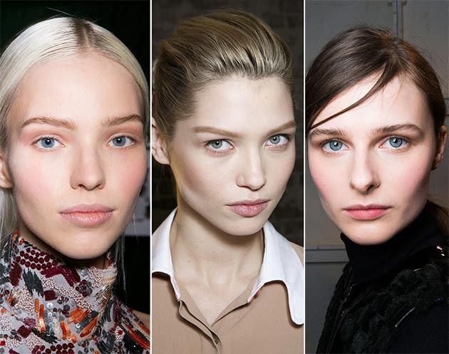 Přirozený make-up jako trendy líčení pro rok 2014