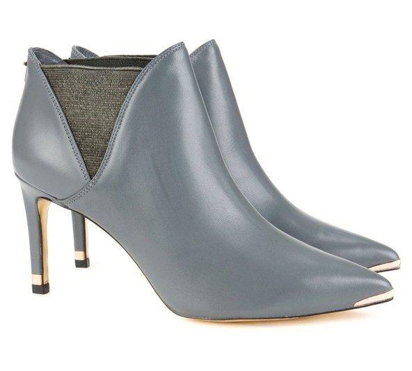 Zimní boty na jehlách
