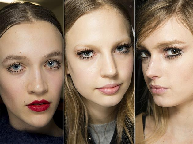 Twiggy make-up, výrazná řasenka aneb trendy líčení očí pro sezónu podzim a zima 2014/2015