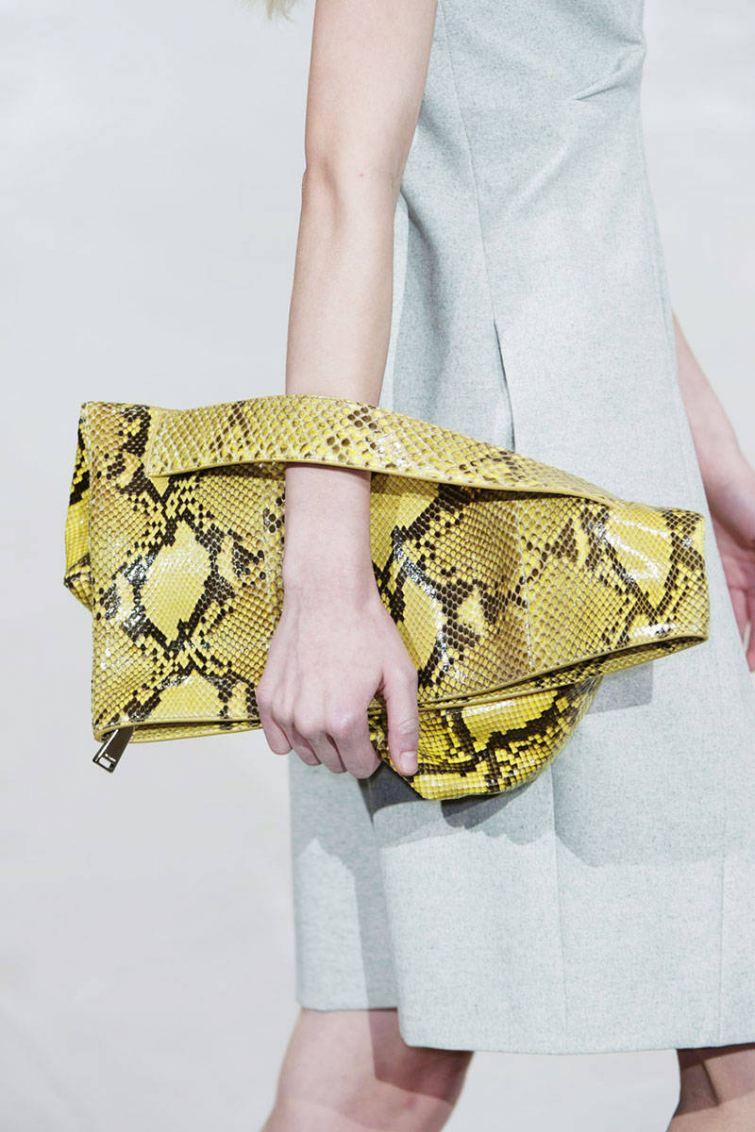 Kabelka z hadí kůže, Trendy kabelky pro podzim/zimu 2014/2015