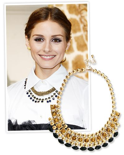 Náhrdelník jako Kleopatra, trendy šperky