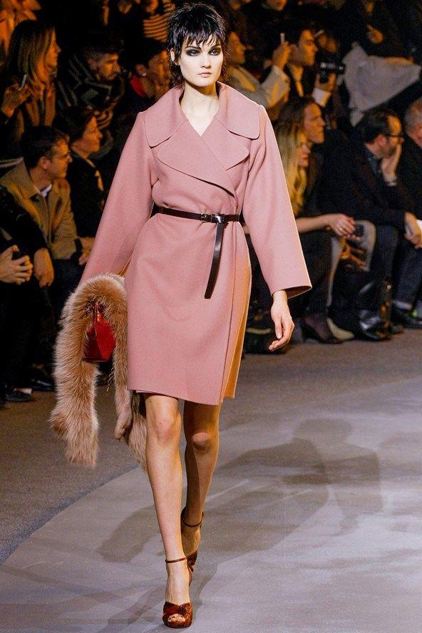 dámská móda podzim zima 2014