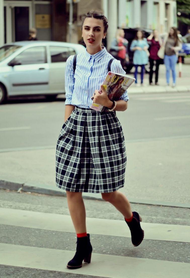 Módní trendy do školy aneb rozzáříme školní nudu