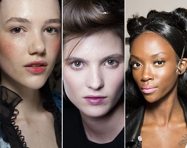 Trendy make-up pro jaro/léto 2015 aneb ružové odstíny rtěnky