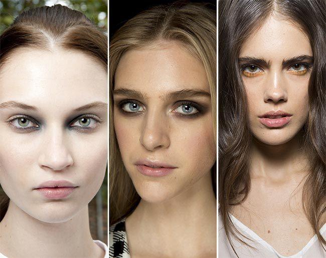 Trendy make-up pro vaše oči pro jaro/léto 2015