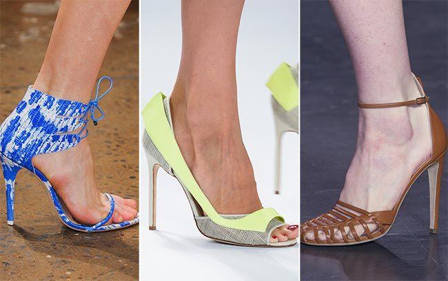 letní boty 2015