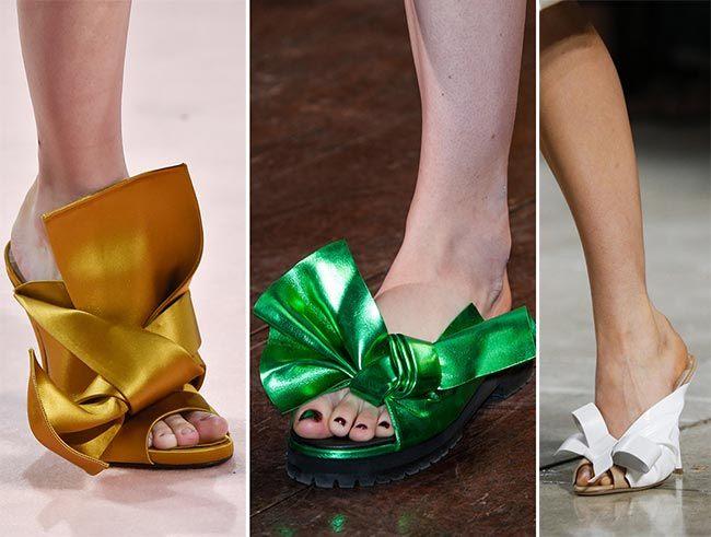 boty s mašlemi léto 2015
