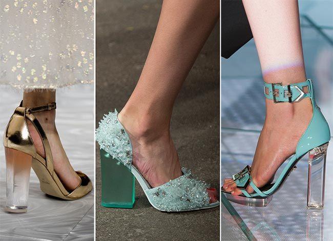Trendy boty na jaro/léto 2015