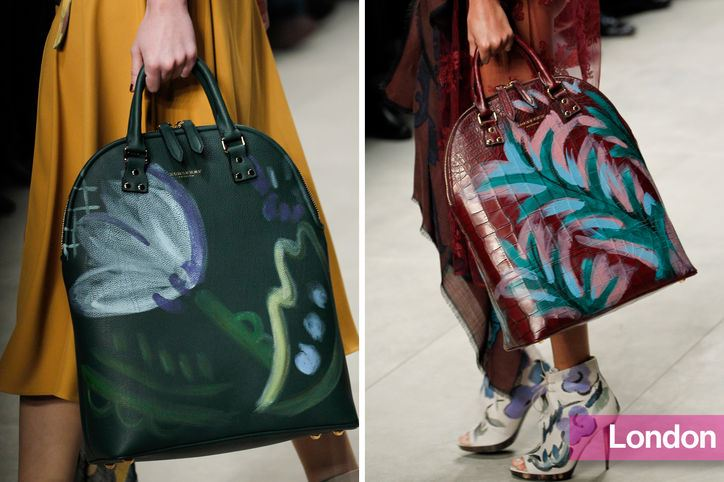 Trendy kabelky podzim zimu 2014 2015.