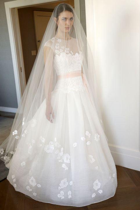 Svatební závoj 2014