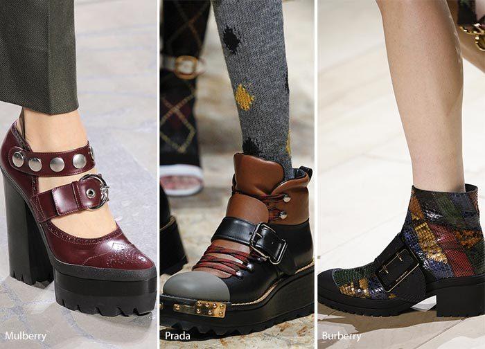 boty 2017 ženy platforma