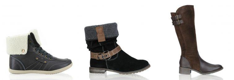 humanic boty zima 2015 výprodej