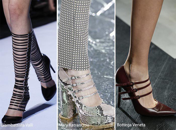 trendová dámská obuv podzim zima 2017
