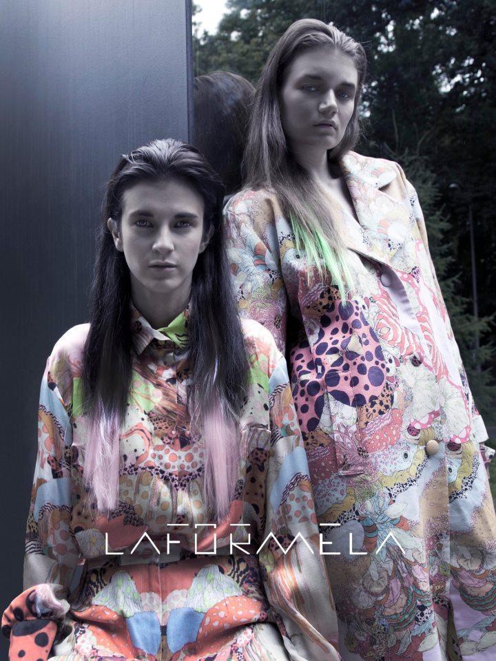 La Formela s novou kolekcí na Fashion Weeku
