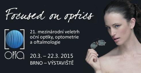 OPTA - veletrh optiky
