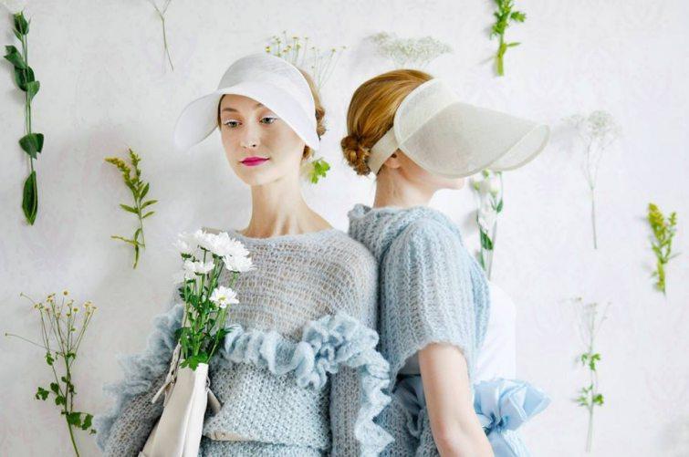 Modely od návrhářky Jany Mikešové