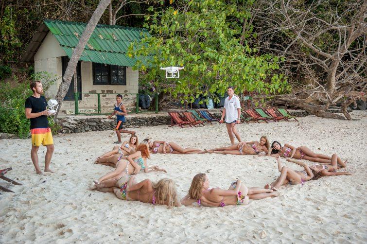 česká miss 2016 thajsko pláž