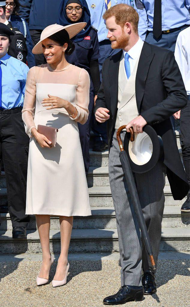 meghan markle princ harry oslavy narozenin