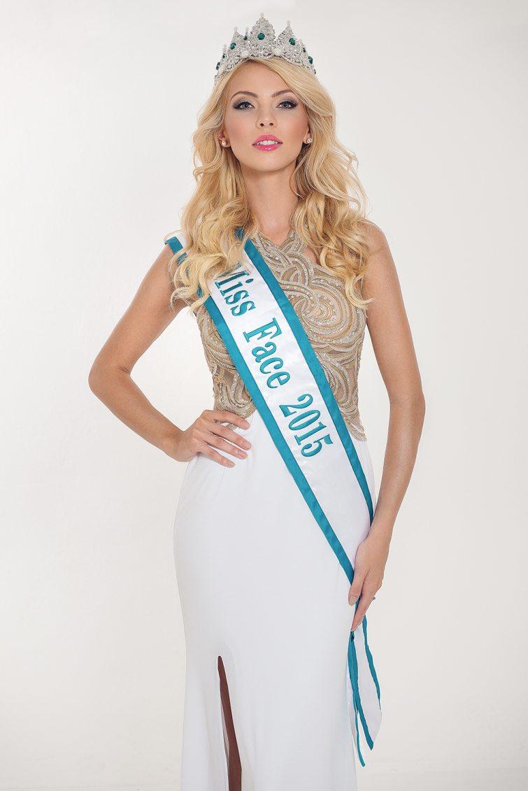 miss face 2015 vítězka