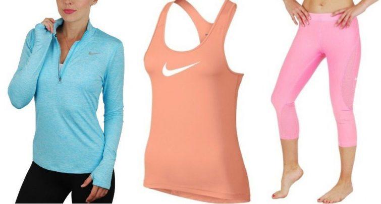 sportovní oblečení dámské nike