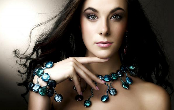 Šperky od značky LIGLASS