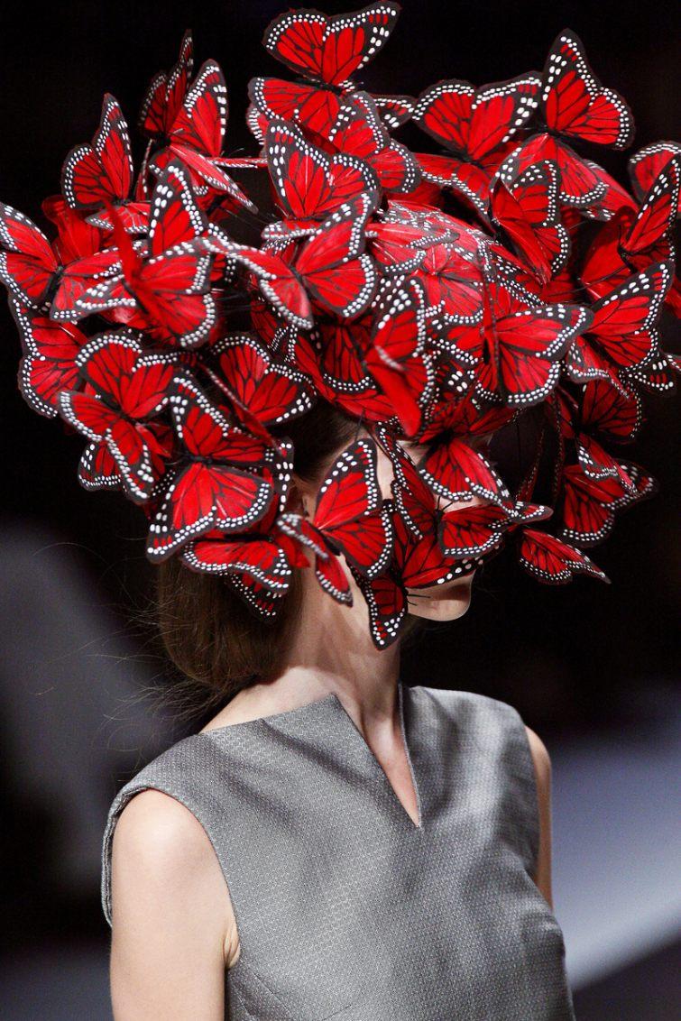 Motýlí klobouk