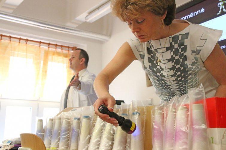 Manželé Vikovi a jejich univerzální smart textilii