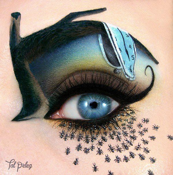 Inspirace Salvadorem Dalí