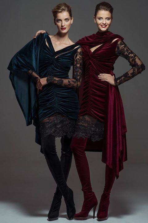 Dámské večírkové šaty