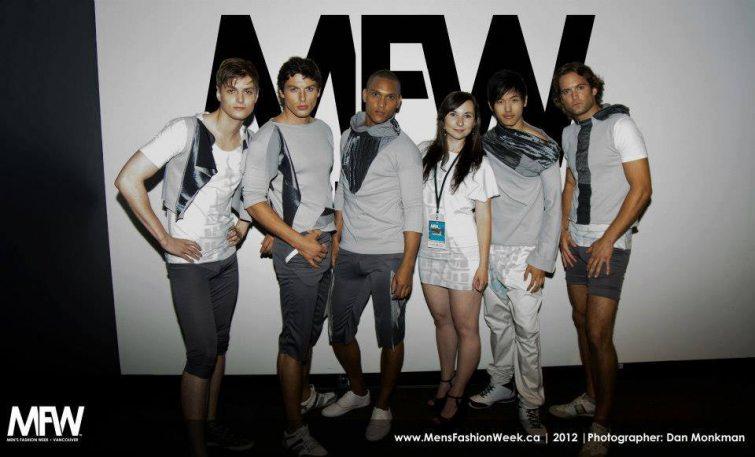 Zuzka prezentovala své modely na Fashion Weeku