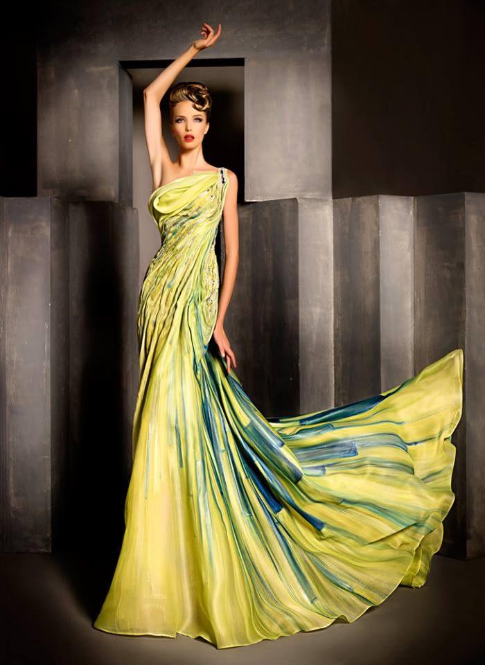 společenské šaty blanka matragi